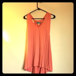 NEW Stretchy Coral Beach Cover Dress, Cute&Comfty